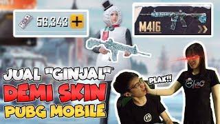 Gambar cover JUAL GINJAL! 11 JUTA DEMI SKIN PUBG MOBILE! SAMPE DITAMPAR PACAR! - PUBG Mobile Indonesia