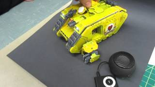 Lamenters Land Raider Crusader with Light and Sound for sale
