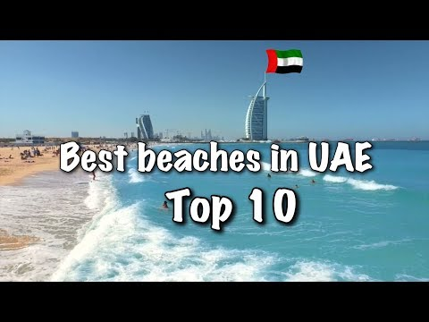 Top 10 Best Beaches In United Arab Emirates 2019