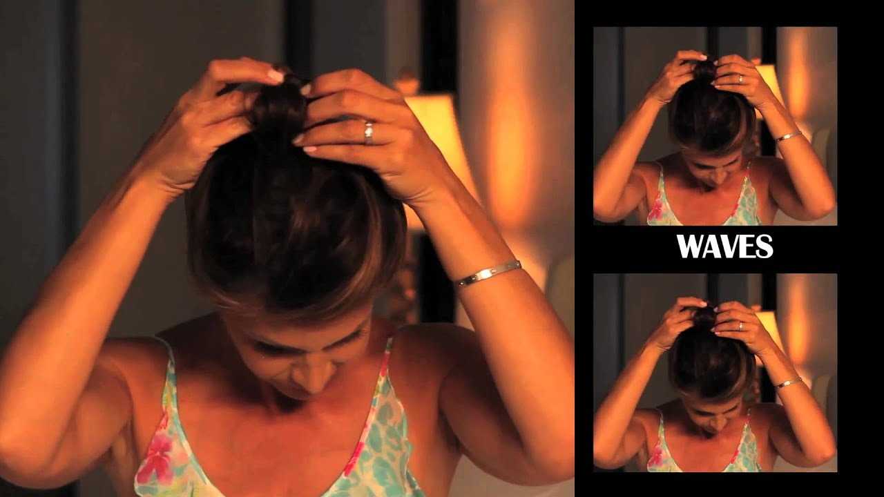 how to style hair before bed easy diy hairstyling do these before bed to style hair 6755