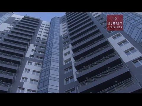 В Алматы спустя 12 лет завершили строительство жилого комплекса (14.12.16)