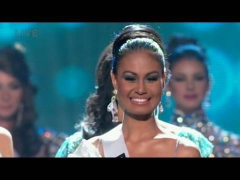 Miss Philippines' What Was Your Biggest - Mistake Miss Universe | ABC World News Tonight | ABC News