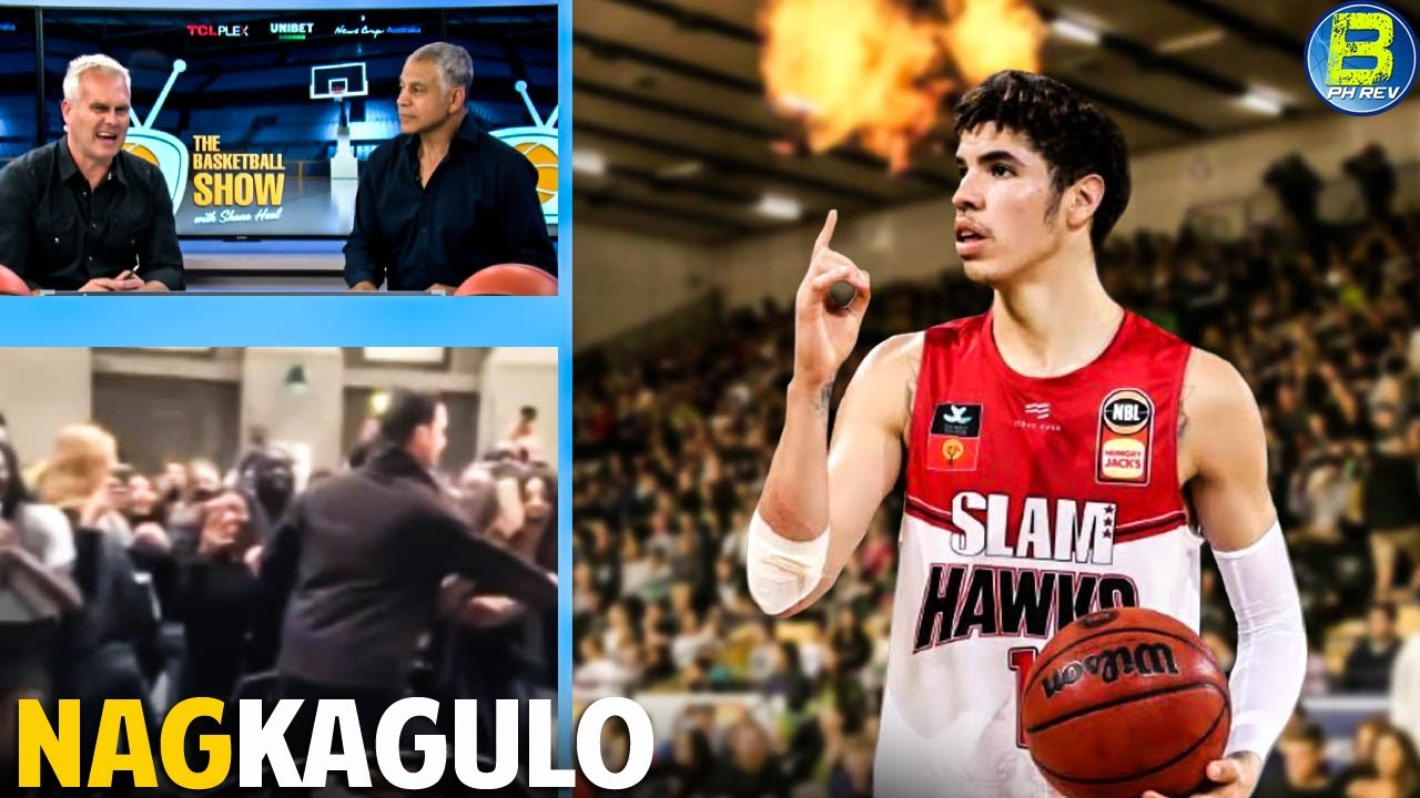 Ganito ka-Wild ang Basketball Fans sa Australia | Marketing Tool