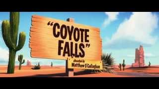 3. Looney Tunes. Coyote Falls. Хитрый койот и Дорожный бегун.