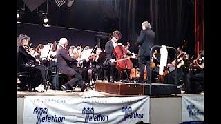 Schumann • Cello Concerto • Matteo Polizzi • Alberto Caprioli • OCB YouTube Videos