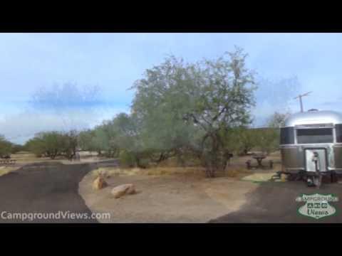 Catalina State Park Campground Tucson Arizona AZ - CampgroundViews.com