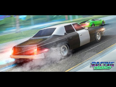 Racing Classics - Gameplay Video Trailer || T-Bull