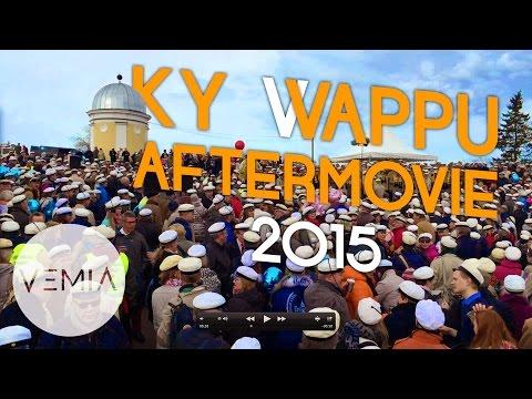 KY Vappu Aftermovie 2015: Vappu, Mantan Lakitus & Ullis