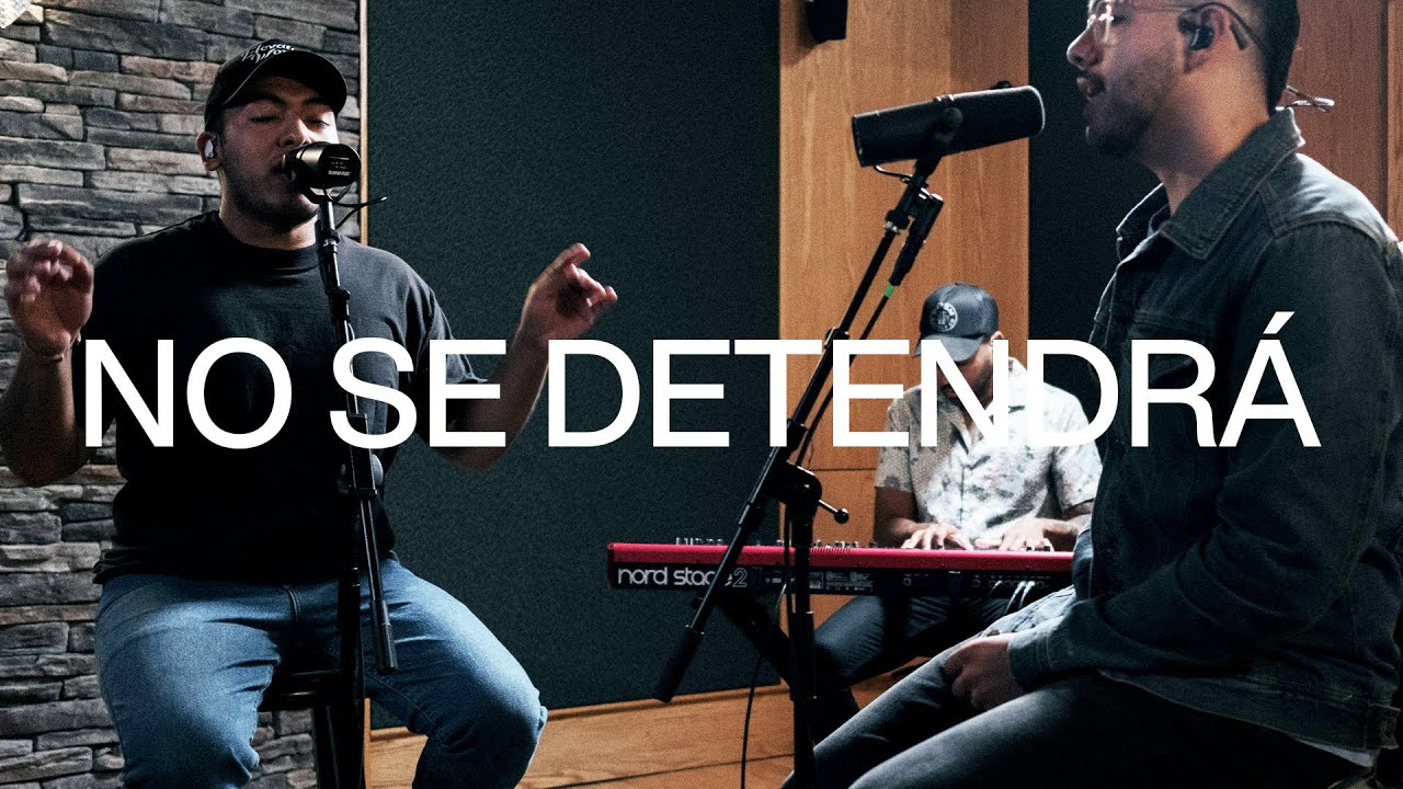 No Se Detendrá (Won't Stop Now) | Spanish | Acustico | Elevation Worship