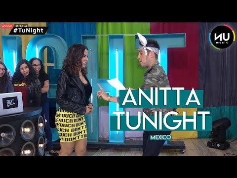 Anitta en Tu Night | Nu Music TV [Legendado PT-BR]