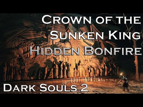 Dark Souls 2 Secret Doors: Crown of the Sunken King