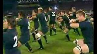 All Blacks Haka vs British & Irish Lions - The Original