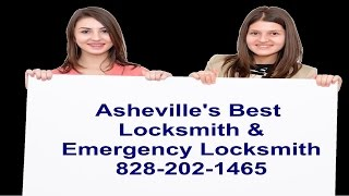 Locksmith Asheville NC | 24 Hr Emergency Locksmith