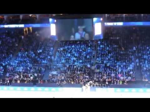 A piece of: Murray vs Raonic - ATP Finals 2014