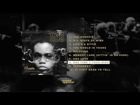 Nas - One Time 4 Your Mind (Live) [HQ Audio] mp3