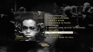 Nas - One Time 4 Your Mind (Live) [HQ Audio]