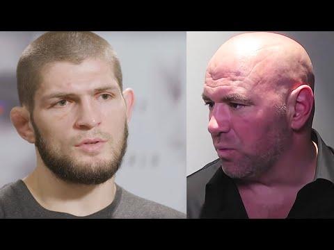 ХАБИБ ПОКИДАЕТ UFC! ГРОМКОЕ ЗАЯВЛЕНИЕ БОЙЦА!