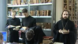 Фильм для абитуриентов семинарии