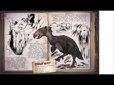 Ark: Survival Evolved ➤ Terrorbird Spotlight Review
