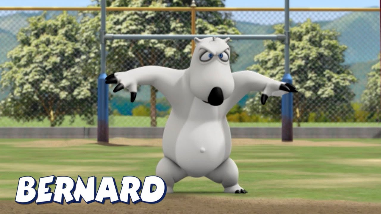 Bernard Bear | Rugby AND MORE | Cartoons for Children | Full Episodes