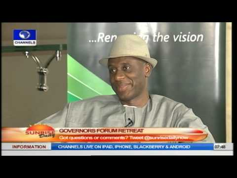 Youth Engagement Is Key To Fighting Insurgency In The North -- Amaechi. Pt2