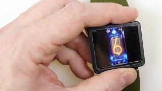 The Solar Powered NIXIE WATCH - New 2013 Kopriso Mi Esposita