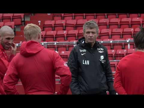 Brann-suksess for Lars Arne Nilsen.