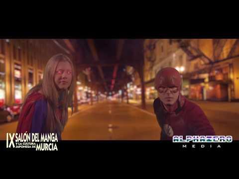 Alpha Zero Media en el IX Salón del Manga de Murcia