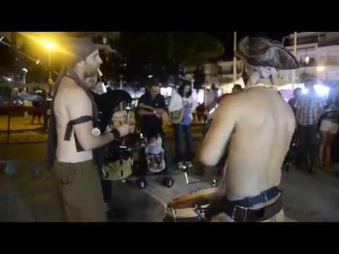 Música Celta en Feria Medieval Punta Umbría (Verano'14)