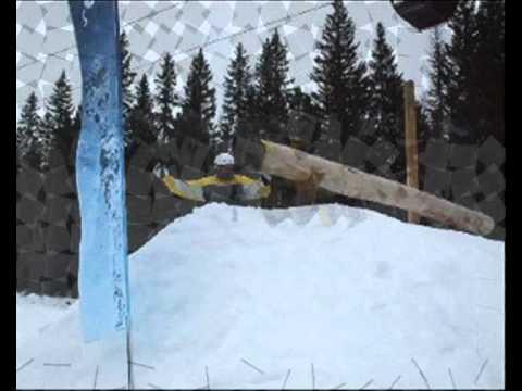 Jasna Slovakia snowboarding holiday - snow park