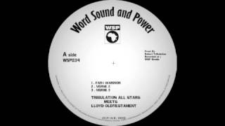 WORD SOUND & POWER - FAR-I WARRIOR / AS FAR AS I CAN SEE feat PRINCE MALACHI