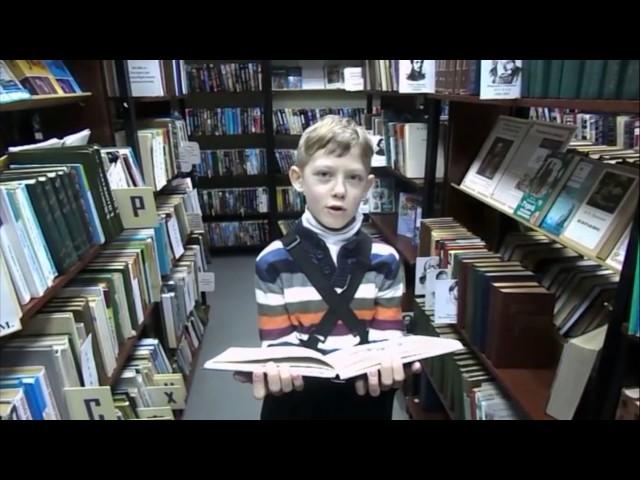 Изображение предпросмотра прочтения – НиколайКошкин читает произведение «Что такое идиома» П.С.Соловьёвой