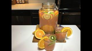 Citrus Pineapple Fruit Punch