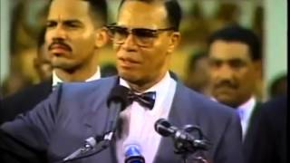 "Farrakhan ""We Built This Country Add It Up"""