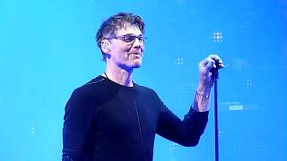 a-ha - Minor Earth, Major Sky - live in Hamar, 14 Aug. 2018