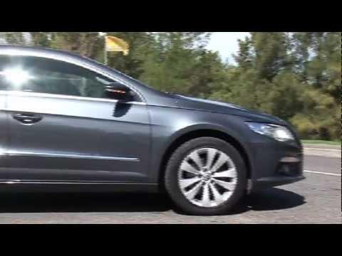 Volkswagen Passat CC - Informe | VisionMotor