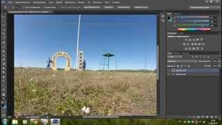 Видеоурок фотошоп клонирование