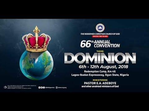 DAY 4 RCCG HOLY GHOST CONVENTION 2018 - SERVICE OF SONGS