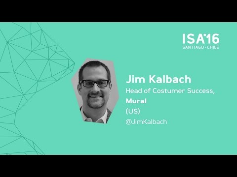 [ISA16] Jim Kalbach: Putting Jobs-To-Be-Done To Work: A Framework For Disruption