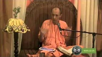 Шримад Бхагаватам 3.24.18 - Бхакти Ананта Кришна Госвами