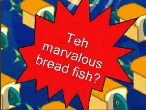 The Marvelous Bread Fish lyrics