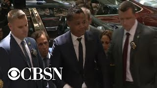 Cuba Gooding Jr. to be charged with forcible touching, lawyer says