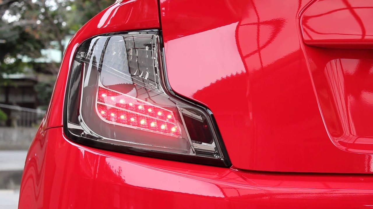 Scion tC RS80 SPECD TUNING LED TAILLIGHT  LED