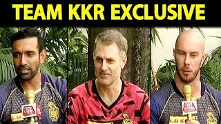 IPL EXCLUSIVE: Team KKR @ Sports Tak | IPL 2019
