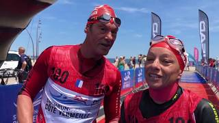 Swimrun Côte Vermeille 2019 - Village & Arrivées des Concurrents