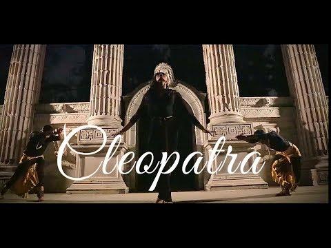 CLEOPATRA - Anik Khan || Bharathanatyam and Hip Hop Dance Cover ft. Veenix - Cynthiya - Anojan