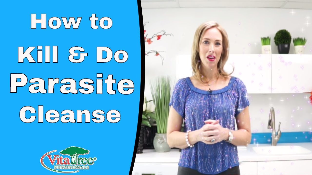 how to tell if parasite cleanse is working