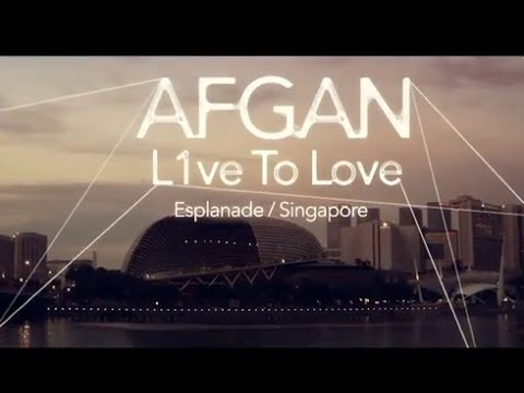 Afgan - L1ve to Love Concert 2013 | Singapore