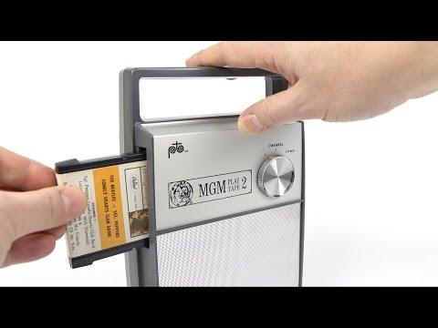 Retro Tech - The PlayTape