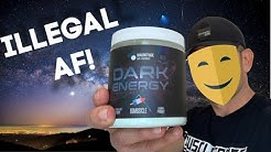 CRAZE, is that You?? | Dark Energy Pre Workout Review [DMAA+DMHA]